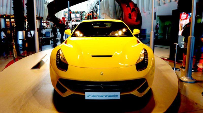 พิพิธภัณฑ์แสดงอุตสาหกรรมออกแบบรถยนต์