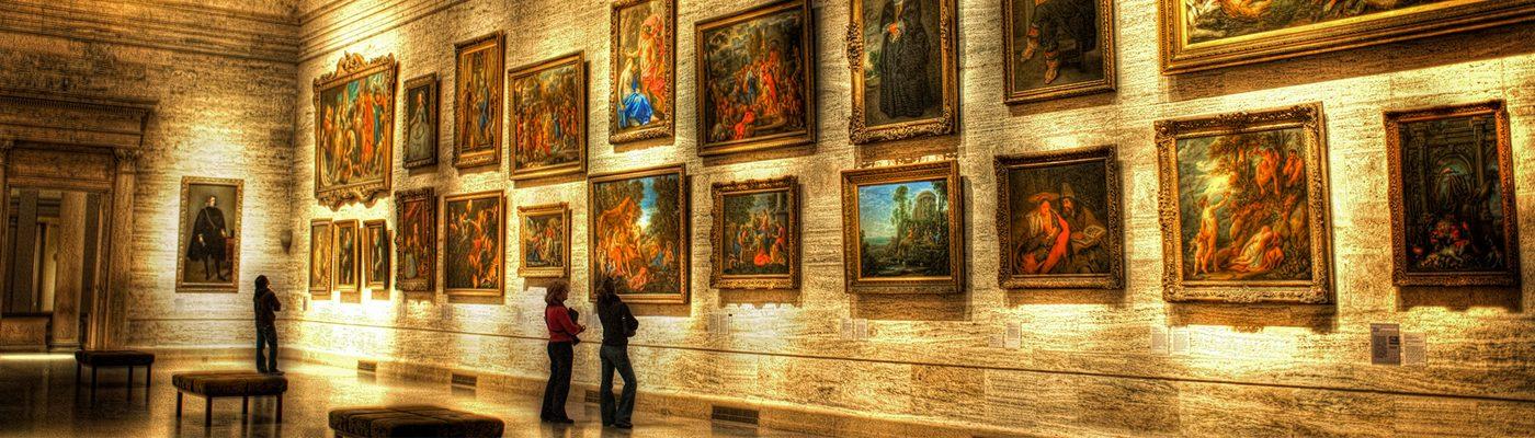 แหล่งรวมความรู้เกี่ยวกับพิพิธภัณฑ์ศิลปะจากทั่วทุกมุมโลก